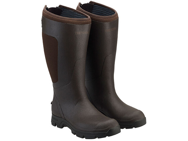 Tretorn Tornevik Breathable Rubber Boots brown
